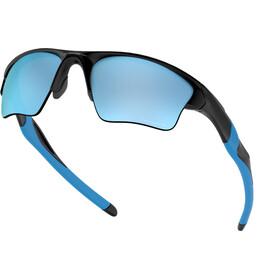 Oakley Half Jacket 2.0 XL Sunglasses, zwart/blauw